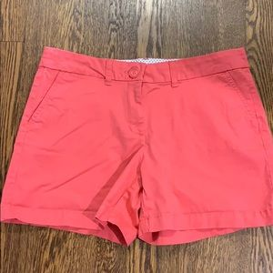 Crown & Ivy coral shorts